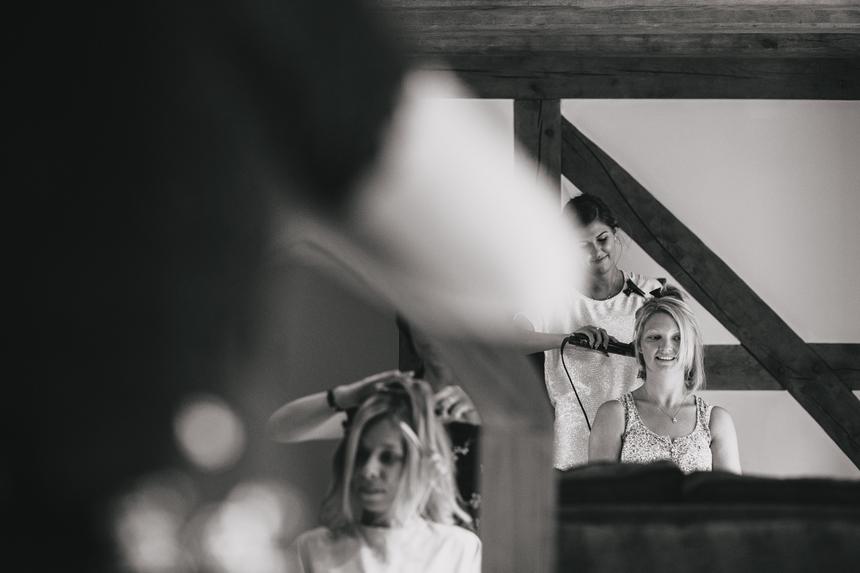 Bromsgrove wedding photographer bridal prep