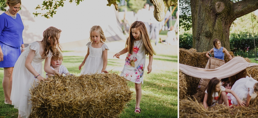 West Midlands wedding photographer children