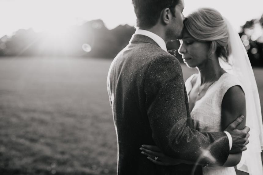Worcester wedding photographer sunset