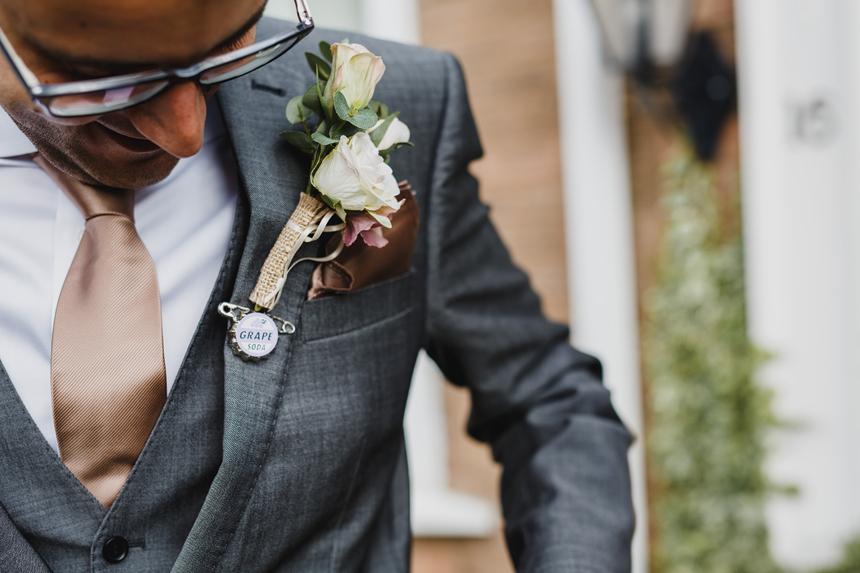 Cripps Shustoke wedding