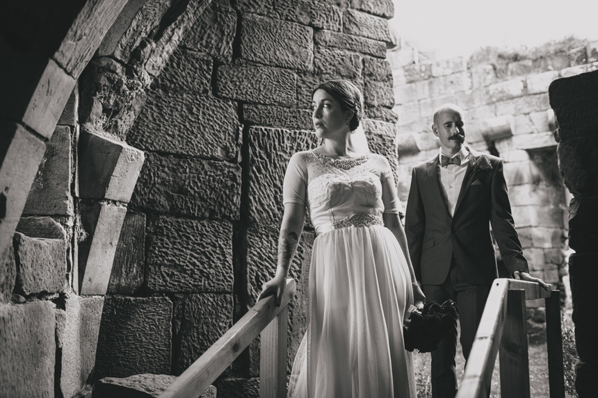Danby Castle weddings