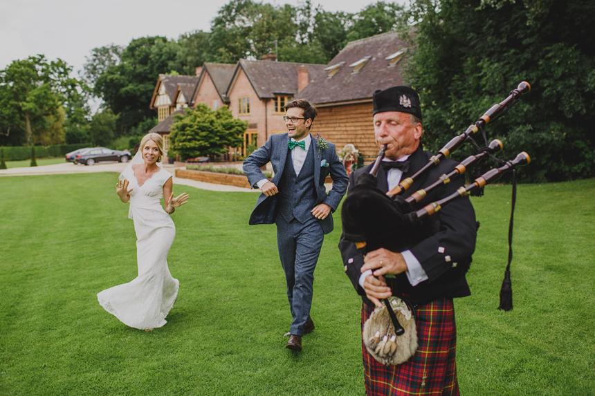 Droitwich wedding