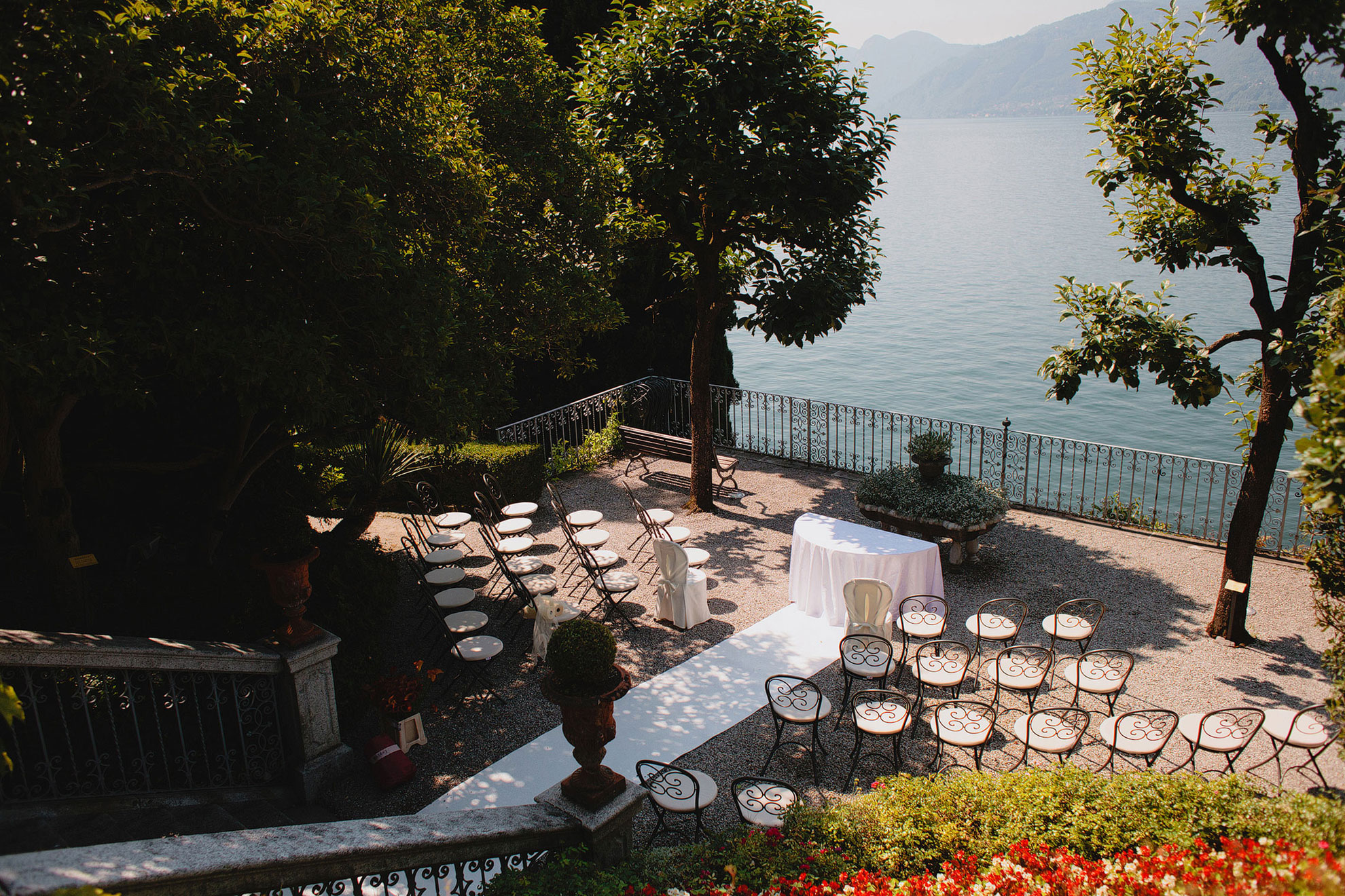 lake como wedding venues