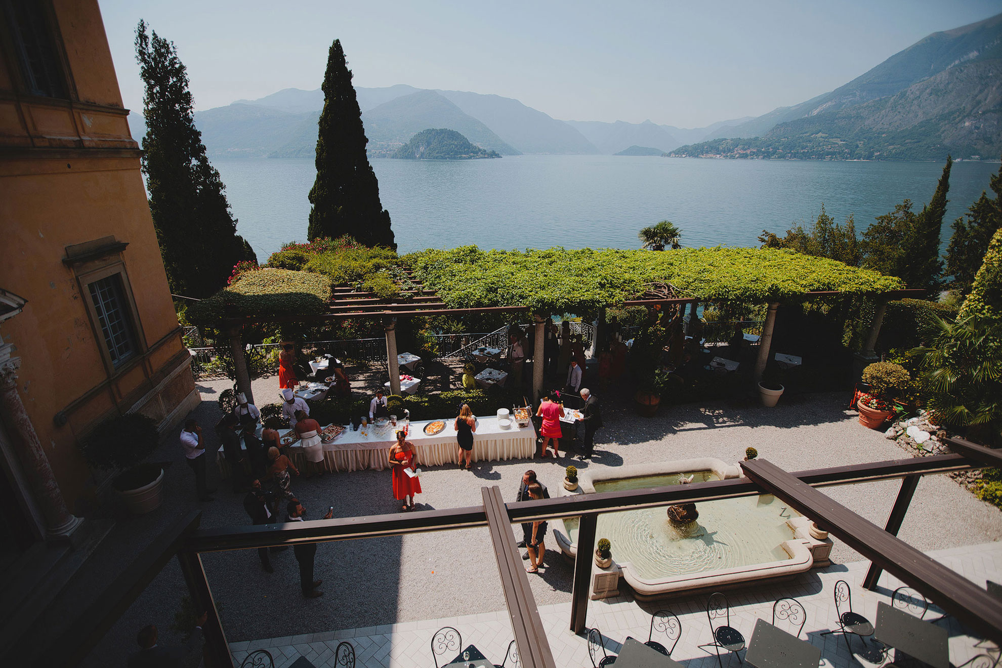 villa cipressi weddings