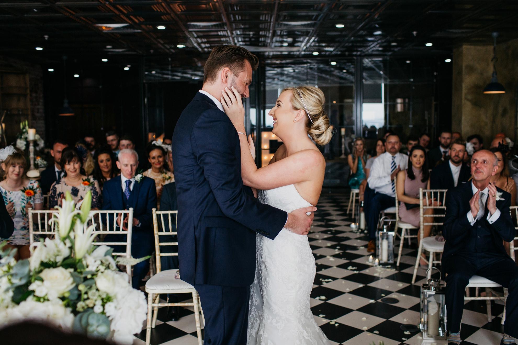 weddings Salford Keys