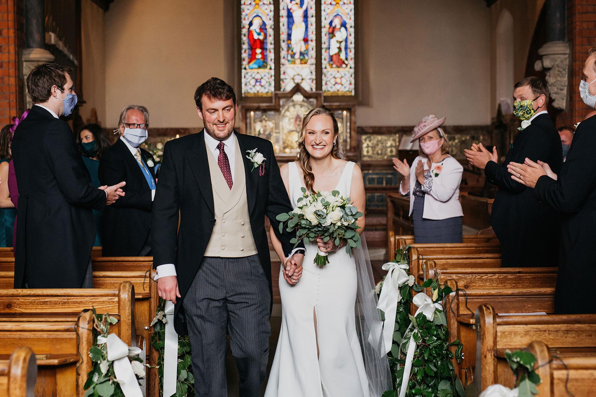 Initimate weddings