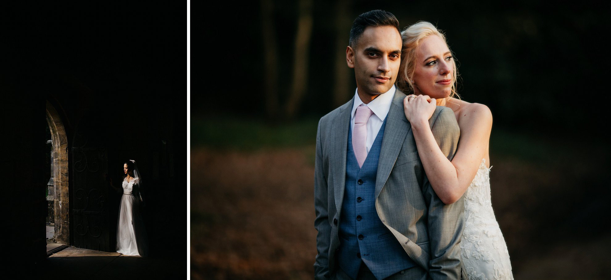 Severndroog Castle wedding