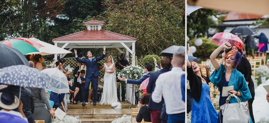 Sheen Mill wedding