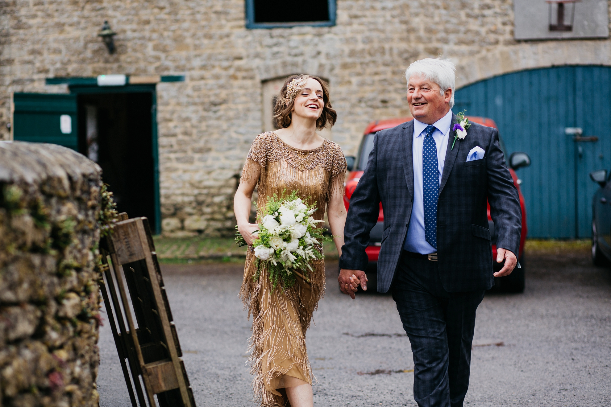 Stowford Manor Farm wedding