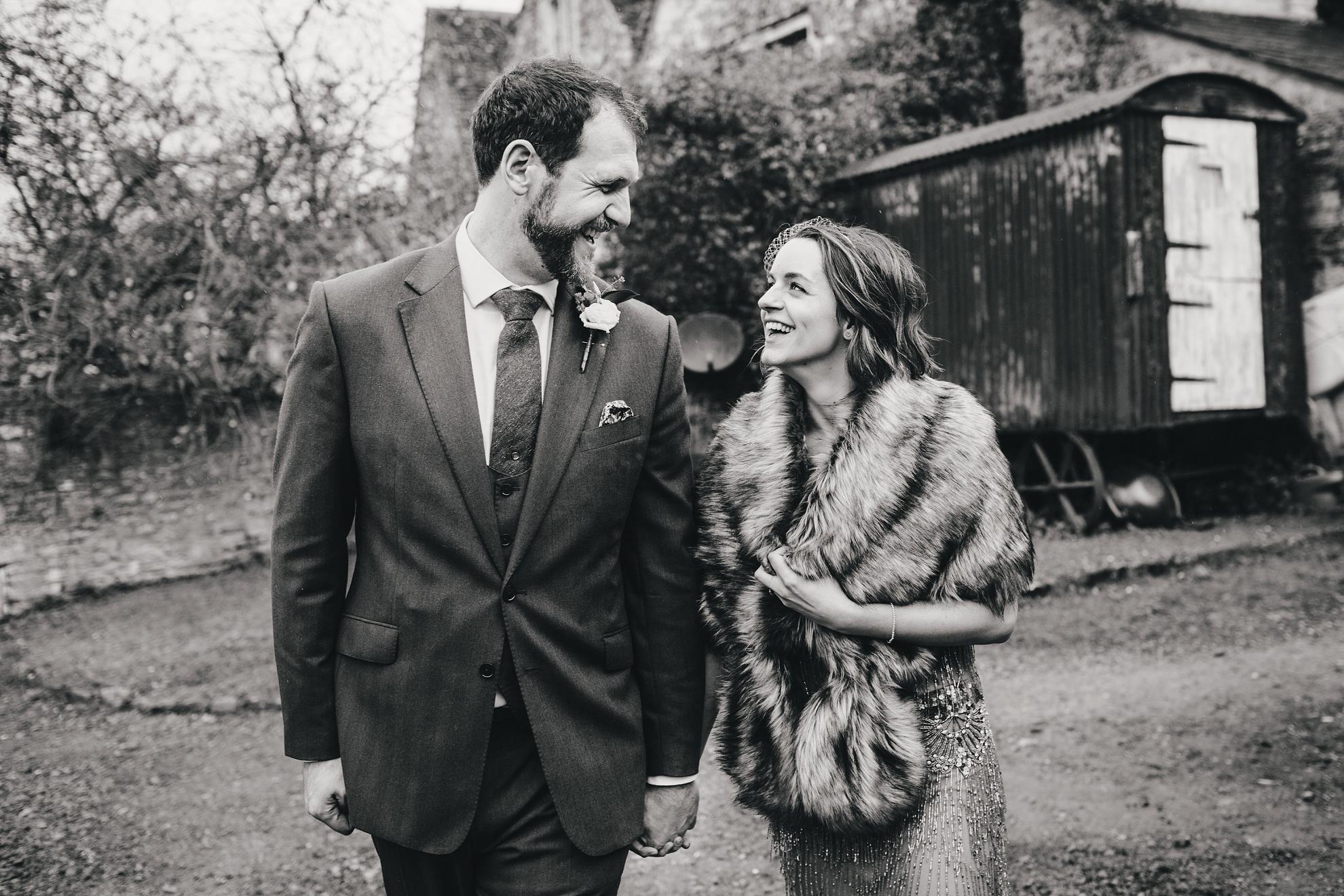 Stowford Manor Farm wedding photographer