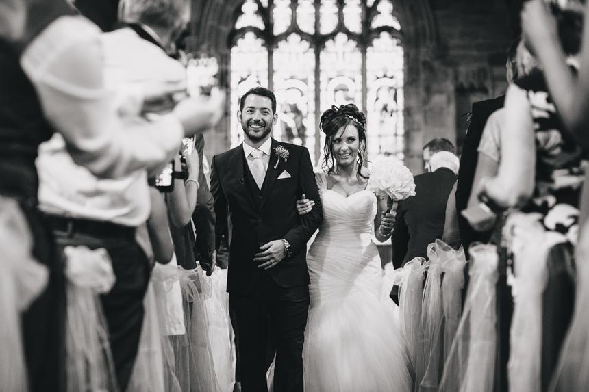 Swan Hotel wedding