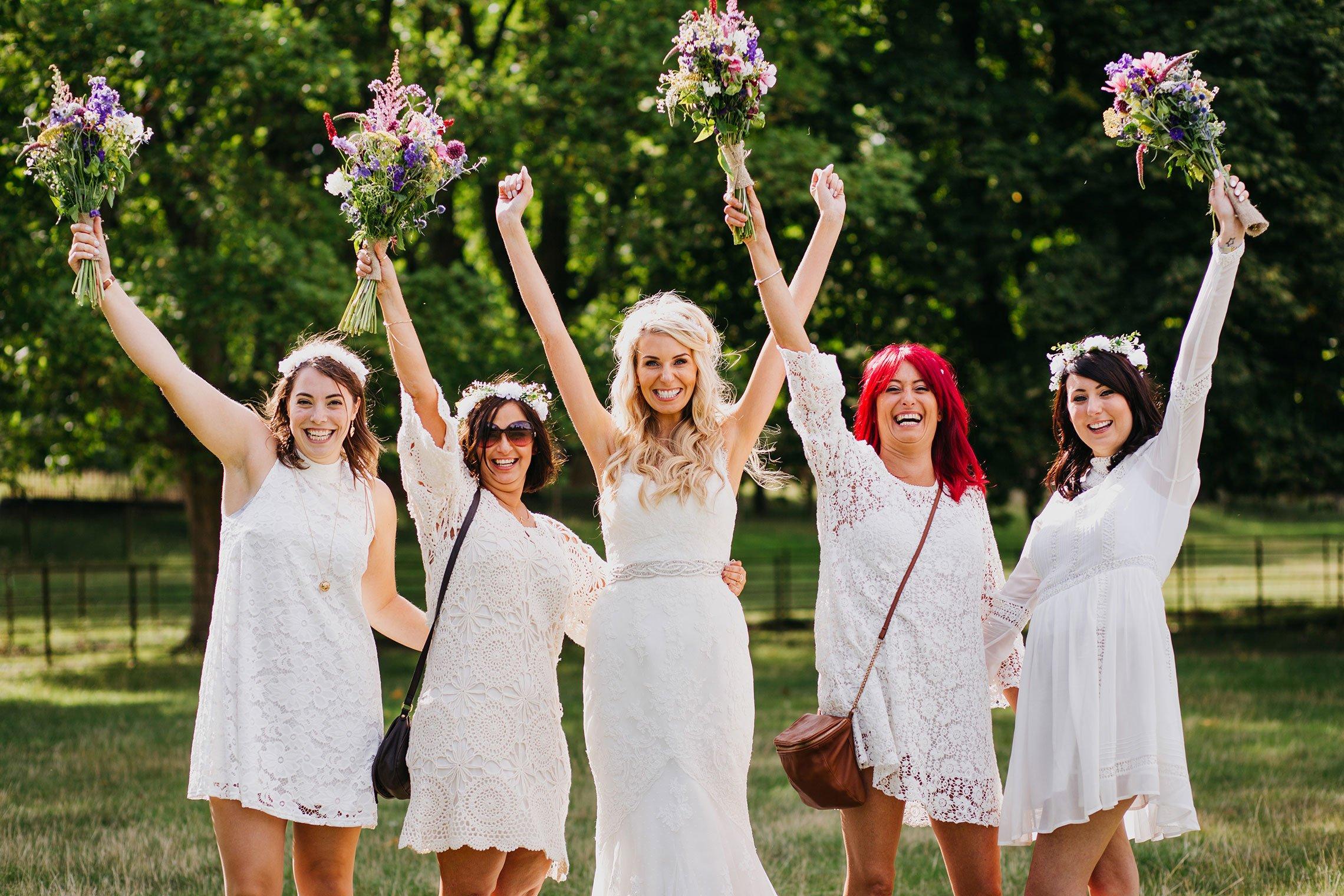 Talton Lodge Wedding