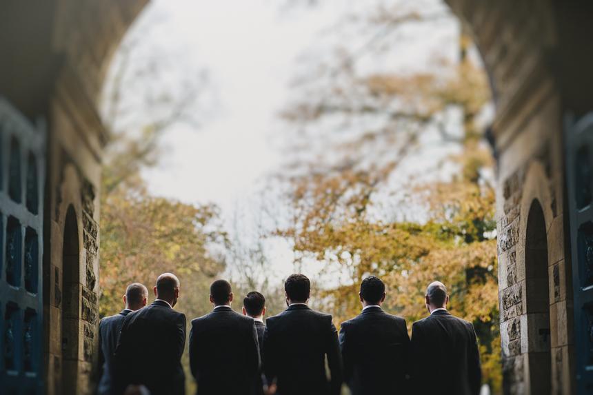 Thoresby Park wedding