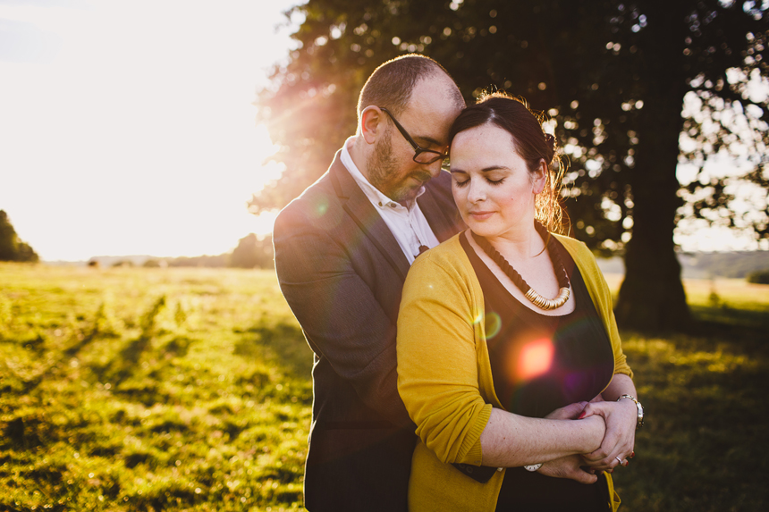 Harewood engagement shoot