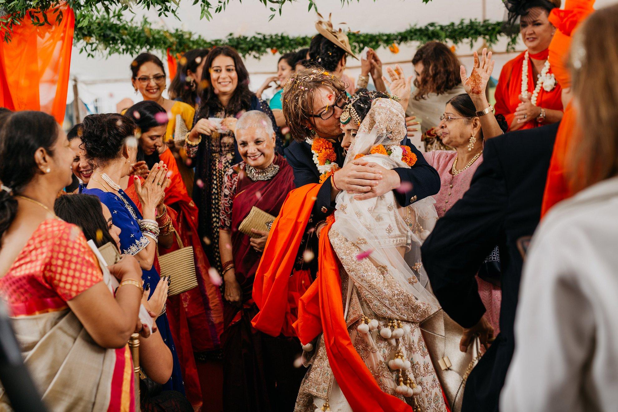 hindu english wedding