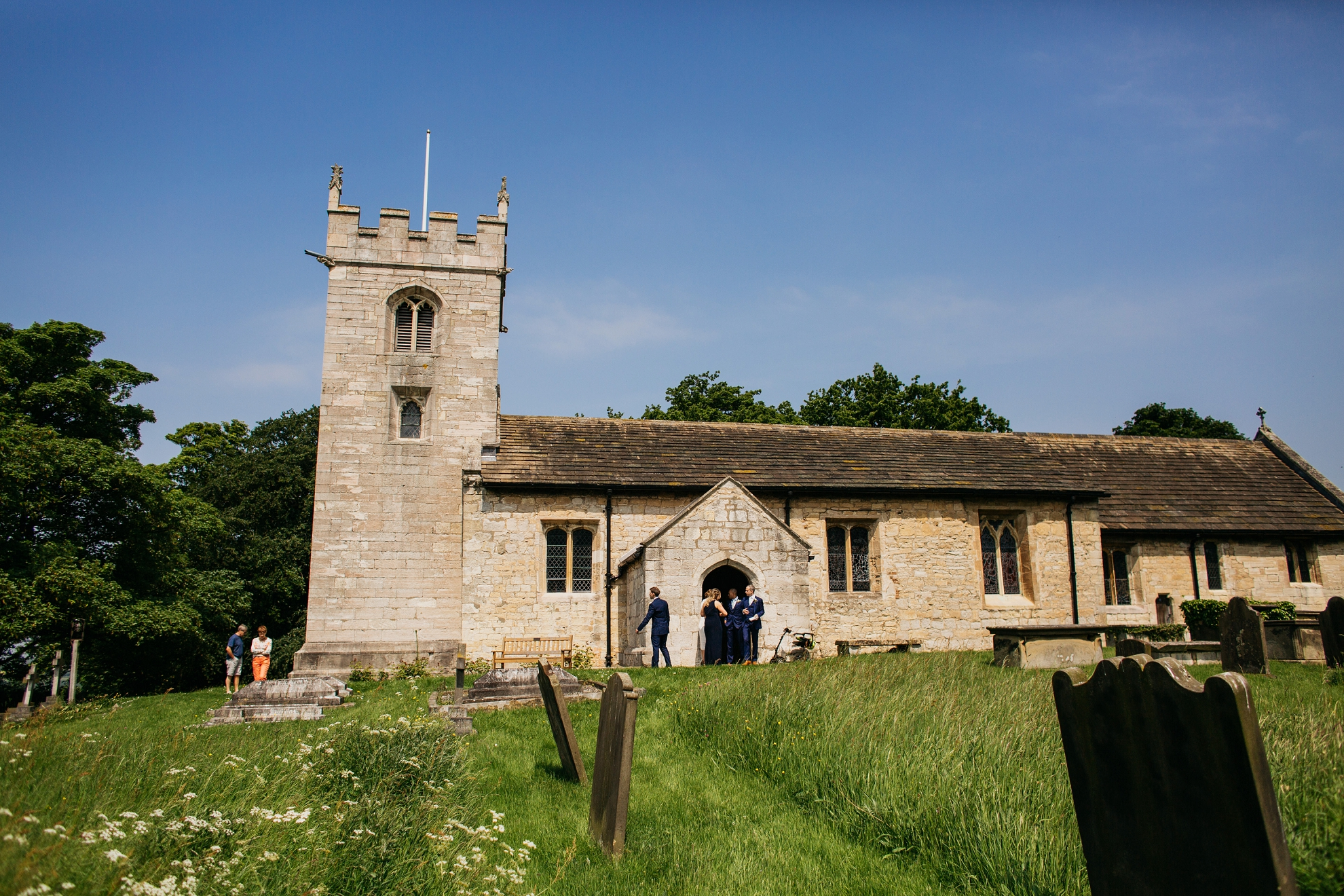 All Saints Wighill