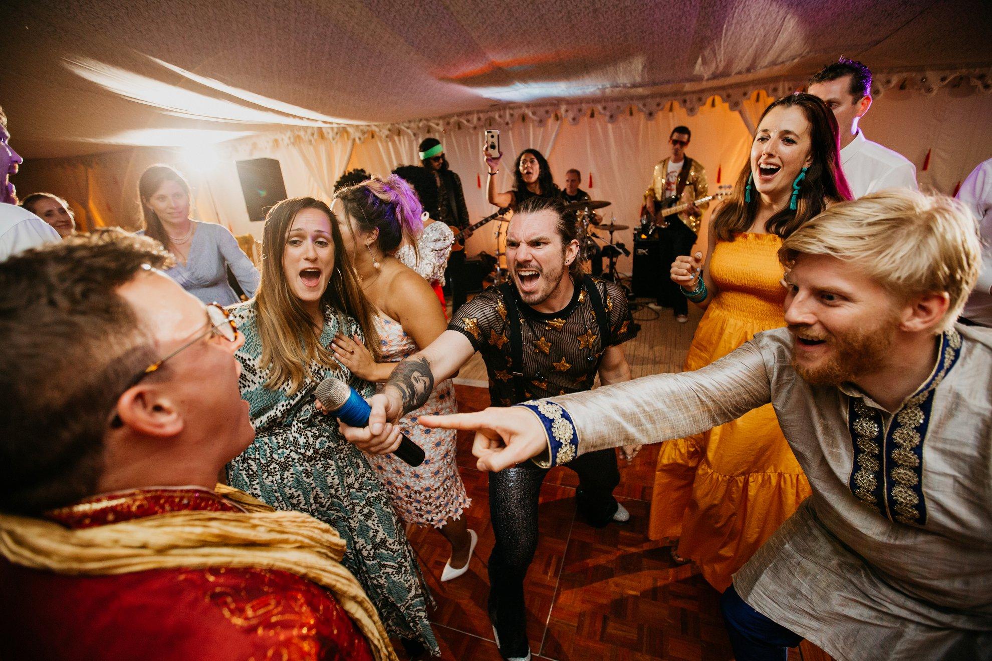 punjabi english wedding