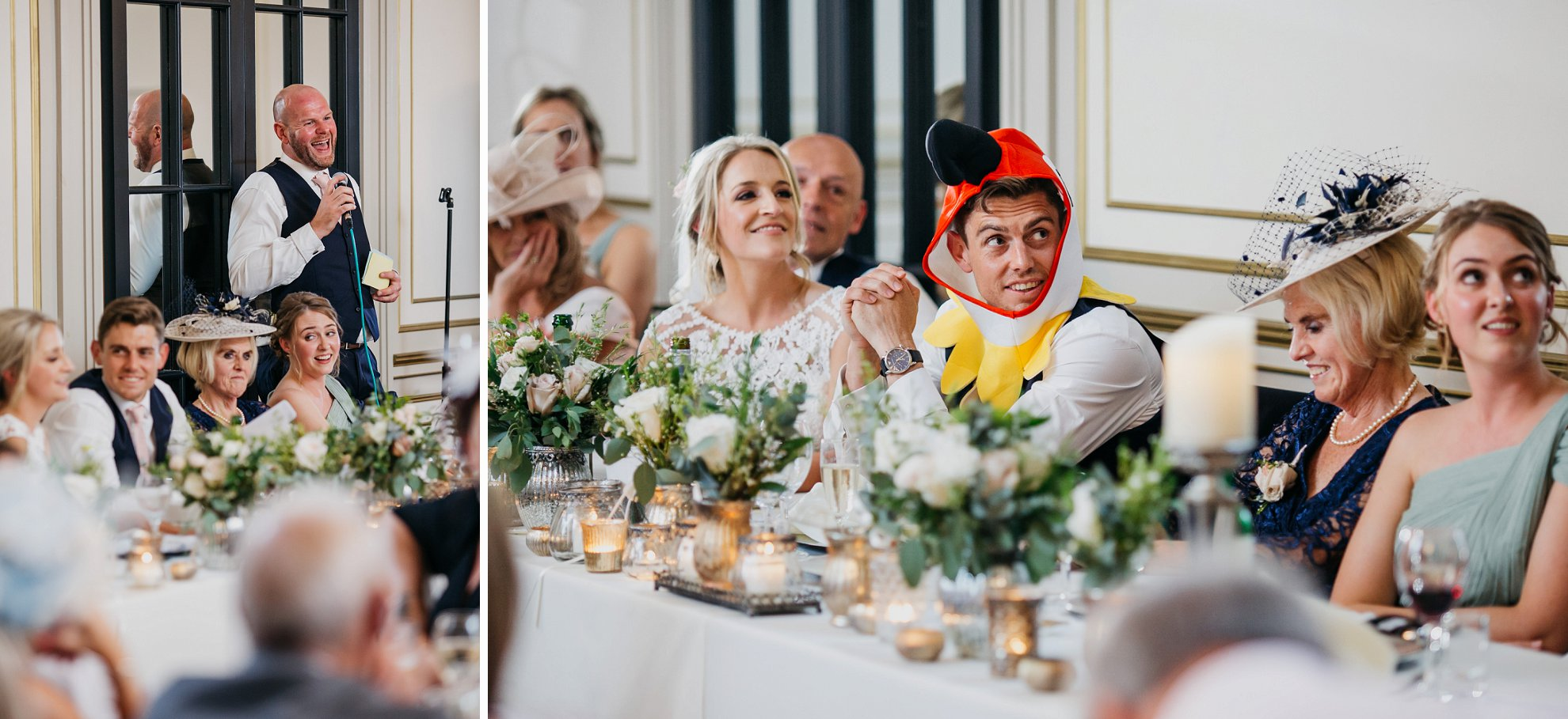 rise hall wedding photos