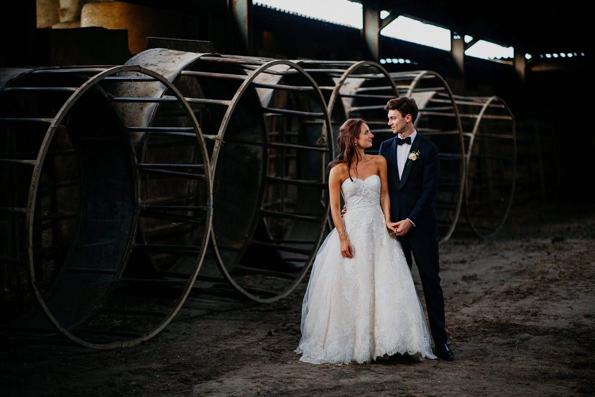 the manor barn harlton wedding