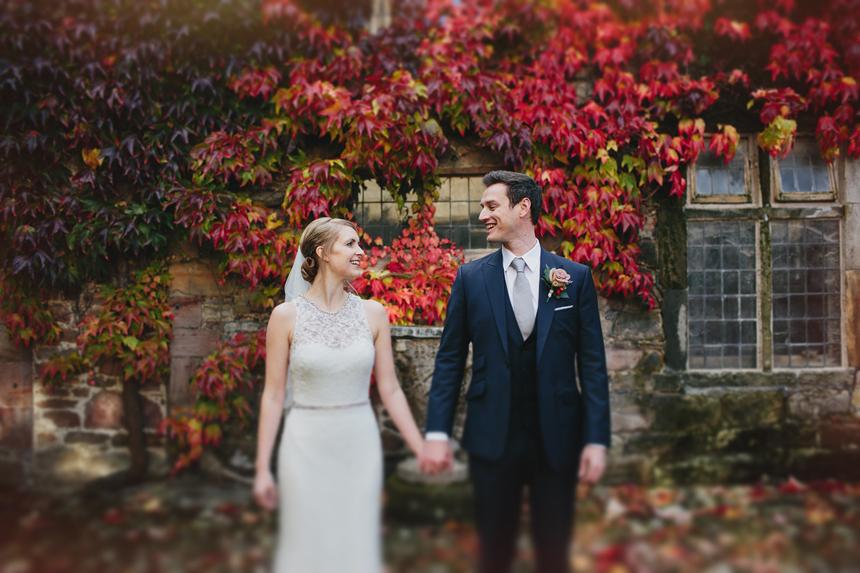 Wedding Photographer Askham Hall
