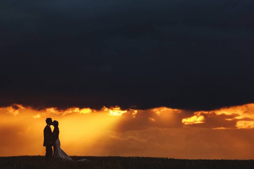 wedding photography Priory Cottages
