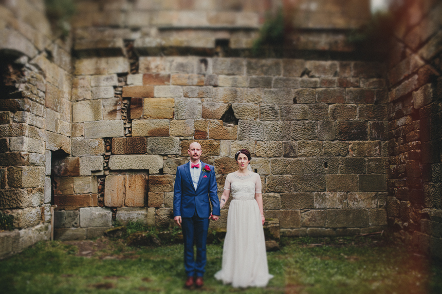 weddings Danby Castle