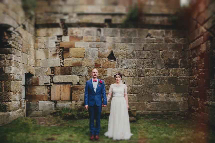 weddings Danby Castle