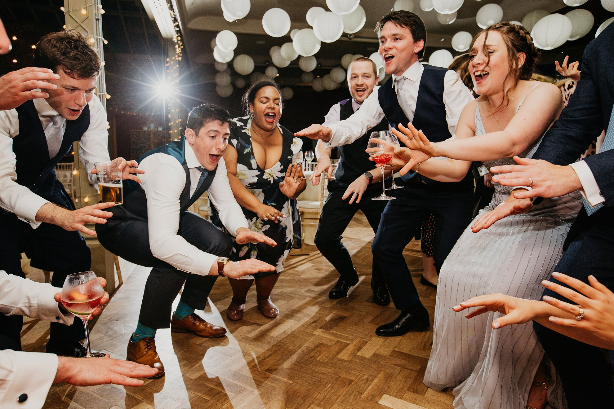 weddings thornbridge hall